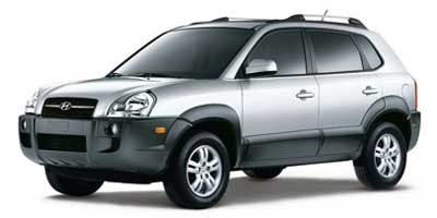 2008 Hyundai Tucson Vehicle Photo in Glenwood Springs, CO 81601