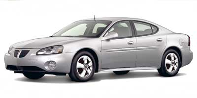 2008 Pontiac Grand Prix Vehicle Photo in Manhattan, KS 66502
