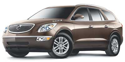 2008 Buick Enclave Vehicle Photo in Madison, WI 53713