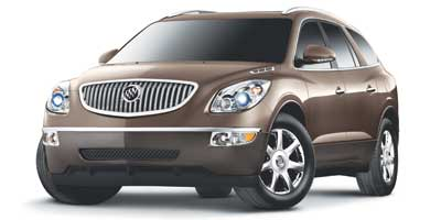 2008 Buick Enclave Vehicle Photo in Chelsea, MI 48118