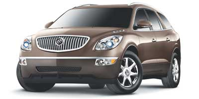 2008 Buick Enclave Vehicle Photo in Anaheim, CA 92806
