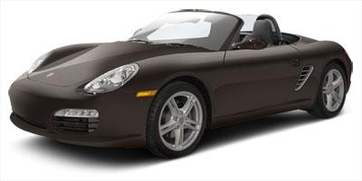2008 Porsche Boxster Vehicle Photo in Honolulu, HI 96819