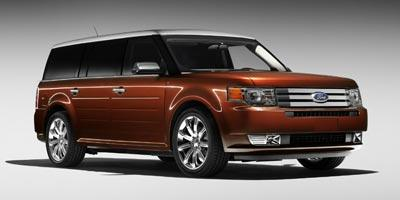 2009 Ford Flex Vehicle Photo in Mission, TX 78572