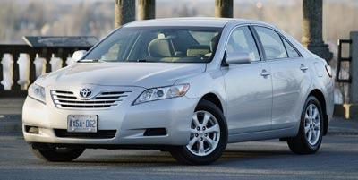 2009 Toyota Camry Vehicle Photo in Austin, TX 78759