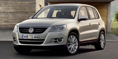 2009 Volkswagen Tiguan Vehicle Photo in Joliet, IL 60435