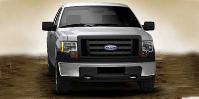 2009 Ford F-150 Vehicle Photo in Bartow, FL 33830