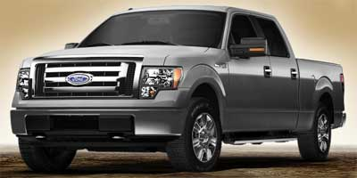 2009 Ford F-150 Vehicle Photo in Vincennes, IN 47591