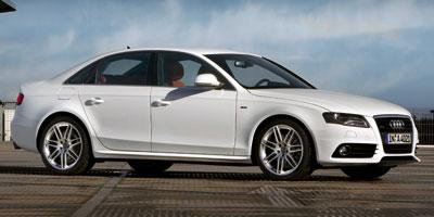 2009 Audi A4 Vehicle Photo in Colorado Springs, CO 80905