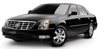 2009 Cadillac DTS Vehicle Photo in Newton Falls, OH 44444