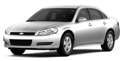 2009 Chevrolet Impala Vehicle Photo in Fishers, IN 46038