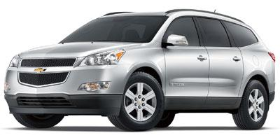 2009 Chevrolet Traverse Vehicle Photo in Rockville, MD 20852