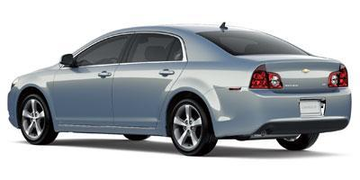 Monroe Blue 2009 Chevrolet Malibu: Used Car for Sale - 183771