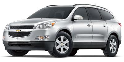 2009 Chevrolet Traverse Vehicle Photo in Highland, IN 46322