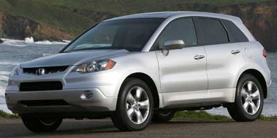 2009 Acura RDX Vehicle Photo in Colorado Springs, CO 80905