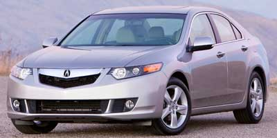 2009 Acura TSX Vehicle Photo in Midlothian, VA 23112