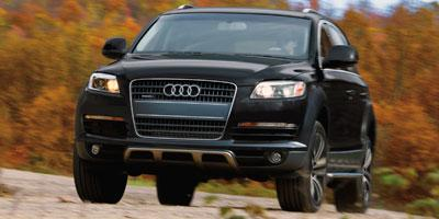 2009 Audi Q7 Vehicle Photo in Libertyville, IL 60048