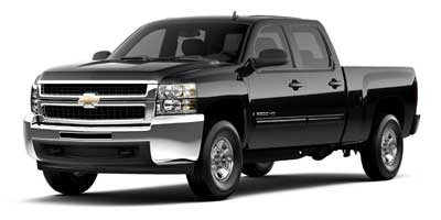 2009 Chevrolet Silverado 2500HD Vehicle Photo in Anaheim, CA 92806