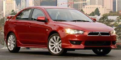2009 Mitsubishi Lancer Vehicle Photo in Appleton, WI 54913