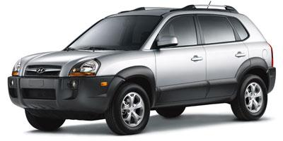 2009 Hyundai Tucson Vehicle Photo in Kansas City, MO 64114