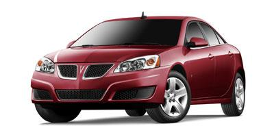 2009 Pontiac G6 Vehicle Photo in Reese, MI 48757