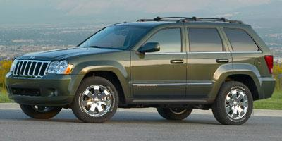 2009 Jeep Grand Cherokee Vehicle Photo in Mansfield, OH 44906