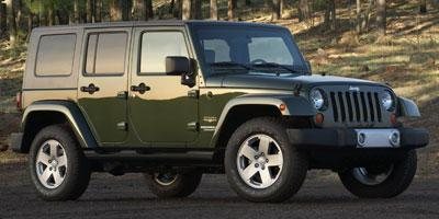 2009 Jeep Wrangler Unlimited Vehicle Photo in Maplewood, MN 55119