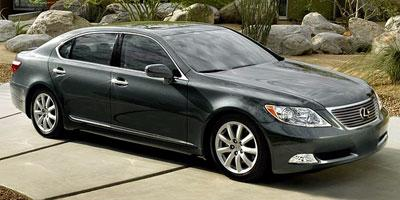 Beautiful 2009 Lexus LS 460 Vehicle Photo In Lubbock, TX 79401