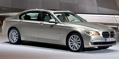 2009 BMW 750Li Vehicle Photo in Anaheim, CA 92806