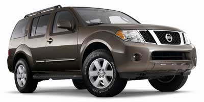 2009 Nissan Pathfinder Vehicle Photo in Calumet City, IL 60409