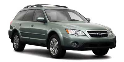 2009 Subaru Outback Vehicle Photo in Maplewood, MN 55119