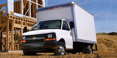 2009 Chevrolet Express Commercial Cutaway Vehicle Photo in Selma, TX 78154
