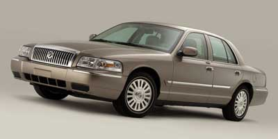 2010 Mercury Grand Marquis Vehicle Photo in Concord, NC 28027