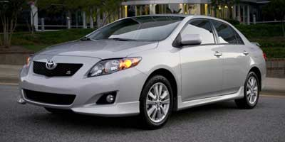 2010 Toyota Corolla Vehicle Photo In Chandler, QC G0C 1K0