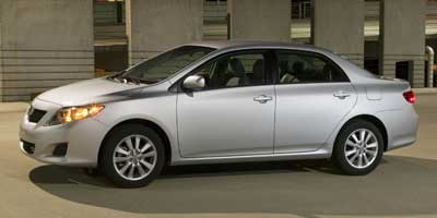 2010 Toyota Corolla Vehicle Photo in Kernersville, NC 27284