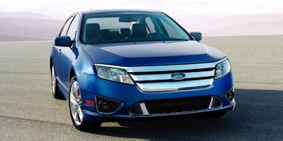 2010 Ford Fusion Vehicle Photo in Akron, OH 44320