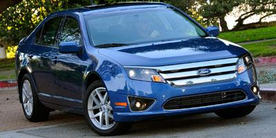 2010 Ford Fusion Vehicle Photo in Spokane, WA 99207