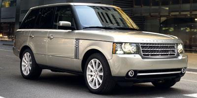 2010 Land Rover Range Rover Vehicle Photo in Richmond, VA 23231