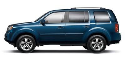 2010 Honda Pilot Vehicle Photo in Houston, TX 77074
