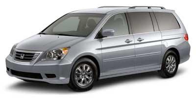 2010 Honda Odyssey Vehicle Photo In Pullman, WA 99163