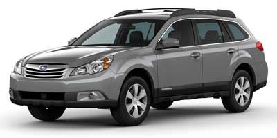 2010 Subaru Outback Vehicle Photo in Kansas City, MO 64118