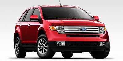 2010 Ford Edge Vehicle Photo in Sioux City, IA 51101
