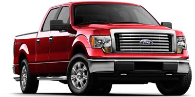 2010 Ford F-150 Vehicle Photo in Wilmington, NC 28403