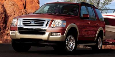 2010 Ford Explorer Vehicle Photo in Midlothian, VA 23112