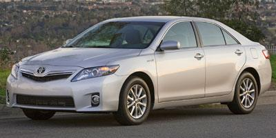 2010 Toyota Camry Hybrid Vehicle Photo in Trinidad, CO 81082