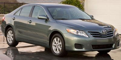 2010 Toyota Camry Vehicle Photo in Baton Rouge, LA 70806