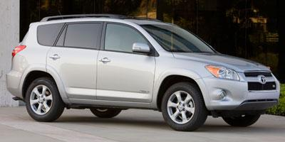 2010 Toyota RAV4 Vehicle Photo in Peoria, IL 61615
