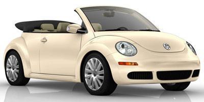 2010 Volkswagen New Beetle Convertible Vehicle Photo In Florence Al 35630
