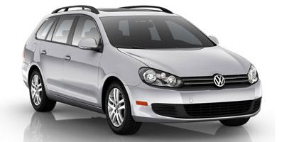 2010 Volkswagen Jetta SportWagen Vehicle Photo in Casper, WY 82609
