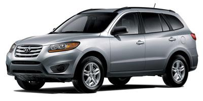 2010 Hyundai Santa Fe Vehicle Photo in Spokane, WA 99207