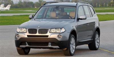 2010 Bmw X3 Xdrive30i Vehicle Photo In Hickory Nc 28602